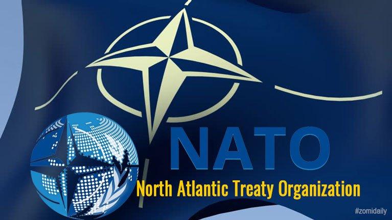 NATO in International Terrorism maituahna dingin vanglian zolo hi ci ~ TK Lian