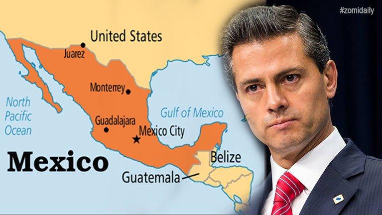 Mexican President in kulhbaang bawlna man US kipia loding hi ci ~ TK Lian