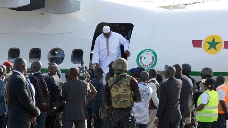 Gambia President thakin Gambia min panin Islamic kici phiat ~ TK Lian
