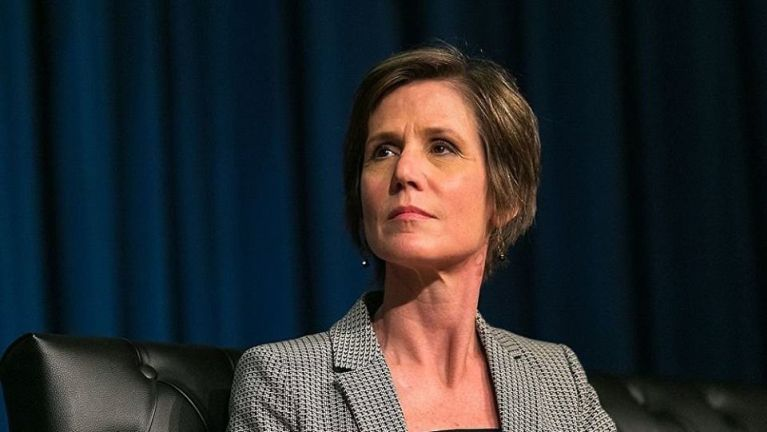 Muslim gam 7 pan gambel te lutsaklohding vai alangpang Sally Yates kitawpsak ~ TK Lian