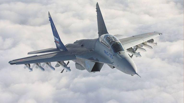 Russia in Multi-Role Jet Fighter MiG-35 zatsawmta ~ TK Lian