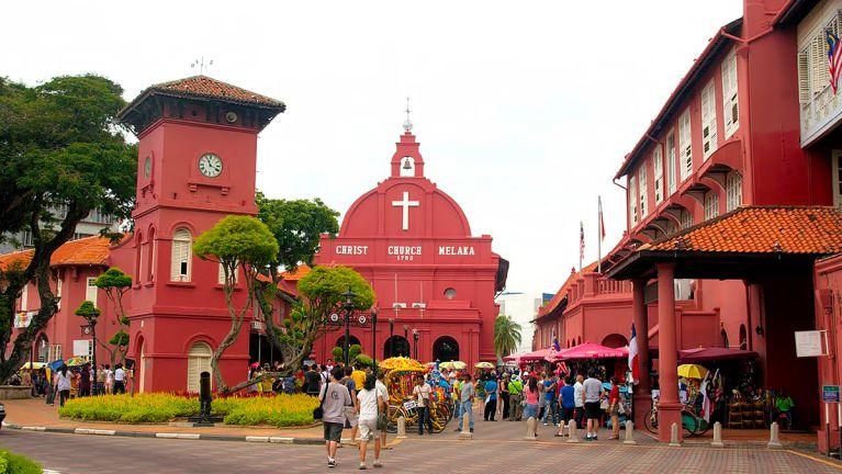 Malaysia, Malacca State sungah khutdawhngen ki khamcip ~ ZD