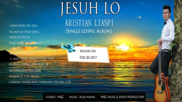 Album thak tangkona: Jesuh lo ~ Kristian Lianpi