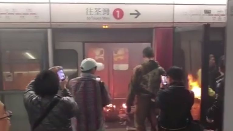 Hong Kong meileng sungah meikang, mi 17 liam ~ ZD