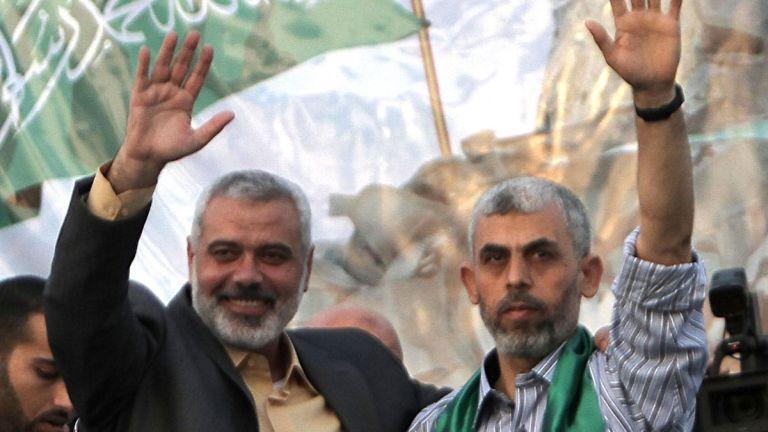 Gaza a uk Hamas te'n amakai thakding uh teelthak ~ TK Lian