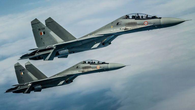 India leh Russia in Sukhoi-30MKI puahphat khawmsawm ~ TK Lian