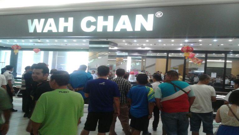 Malaysia Shopping Mall khatah damiah lutin RM700,000 mannei puakhia ~ ZD