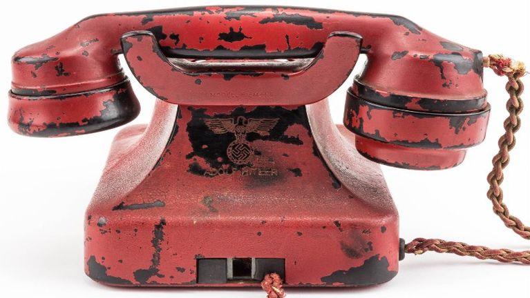 Hitler ii Telephone zatlui $243,000 tawh kilei cizen ~ ZD