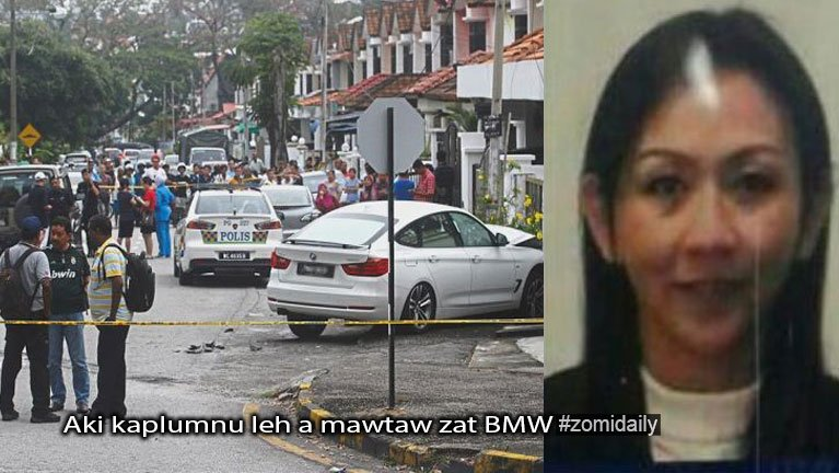 Malaysia, Penang ah numeikhat mawtaw ahawl laitak thautawh kikaplum ~ ZD