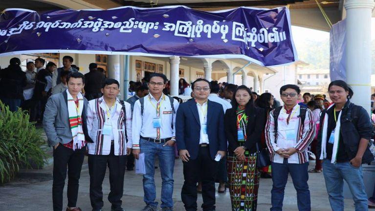 Myanmar CSO te Taungkyi ah amasapen ki muhkhopna nei ~ Zomi Post