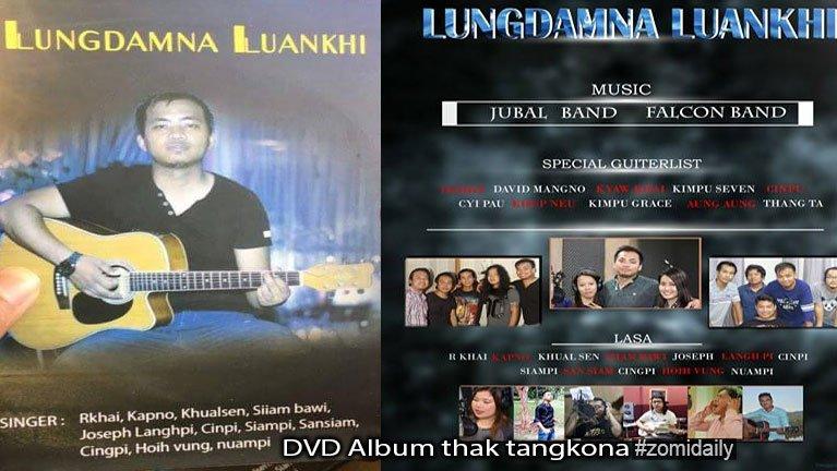 Album thak tangkona: Lungdamna Luankhi ~ Rkhai