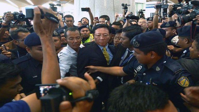 Malaysia pan hawlkhiat athuak North Korean Ambassador ciahkhia takpita ~ ZD