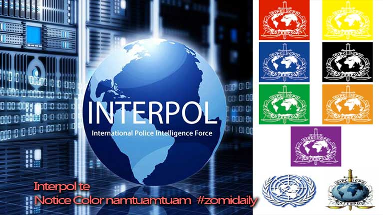 Kim Jong Nam thahna vaitawh North Korea gammi 4 te Interpol Red Notice kipia ~ ZD