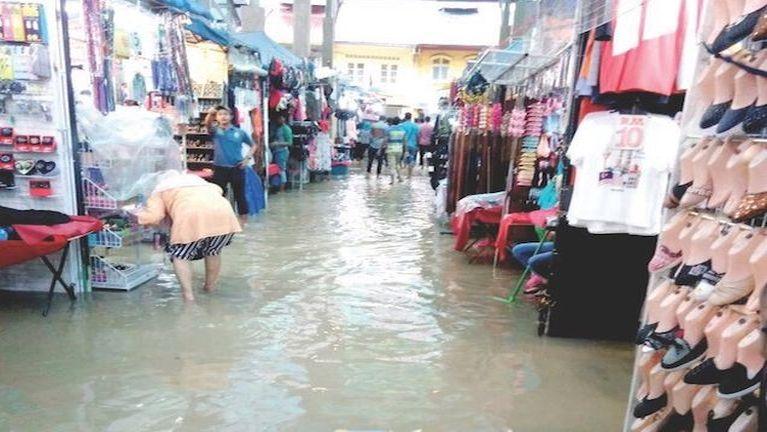 Malaysia, Klang Valley sungah guahtui tamluatna hangin kibuai ngeingai ~ ZD