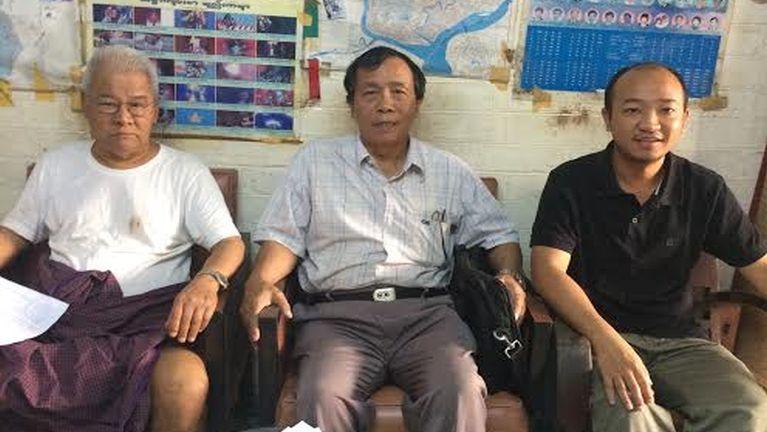 Makai hoih mi citak Pa Thang' (Rev.Dr. Kam Khaw Thang) tungpan et teh ding pawlkhat ~ Khup Lian Thang