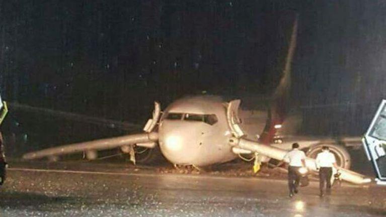 Malaysia Airlines te vanlengkhat Sibu Airport ah apei taalgawp, aliam omlo ~ ZD