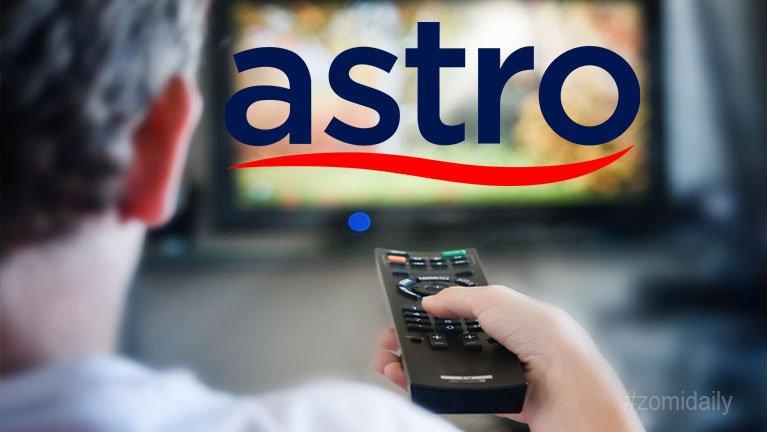 Malaysia ah Astro TV Channels aguk in athuahsak mi 6 kiman
