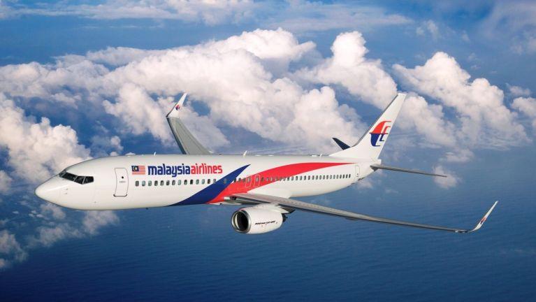 Malaysia Airlines te vanlengkhat apei kitam ahih manin KLIA Runway ki khakcipphot