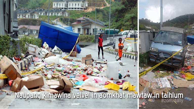 """Pasar Malam"" ah naupang kimawlna en in aom numeino kum 3 khat mawtaw in taihlum"