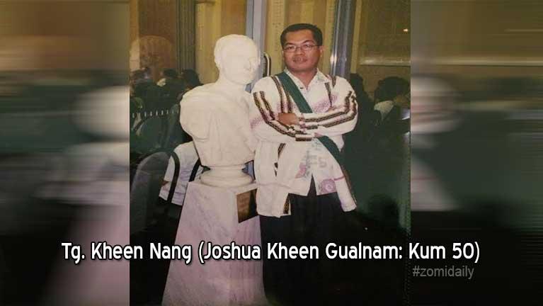 Tg. Kheen Nang (Joshua Kheen Gualnam: Kum 50) Vaaiciahna
