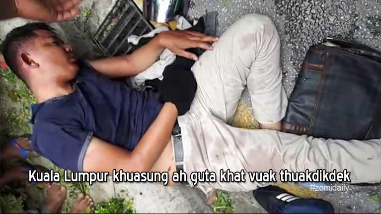 Kuala Lumpur khuasung ah suaikhi asuhsawm guta khat vuak thuakdikdek