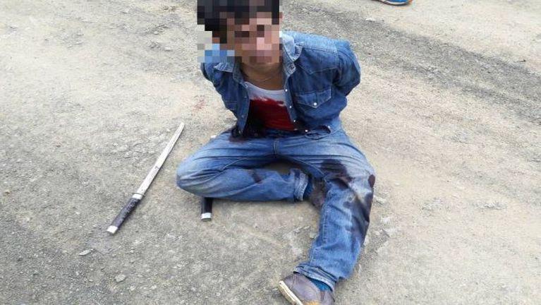 Malaysian Police te'n Sabah ah temtawi vankhamzuak khat kaptuk