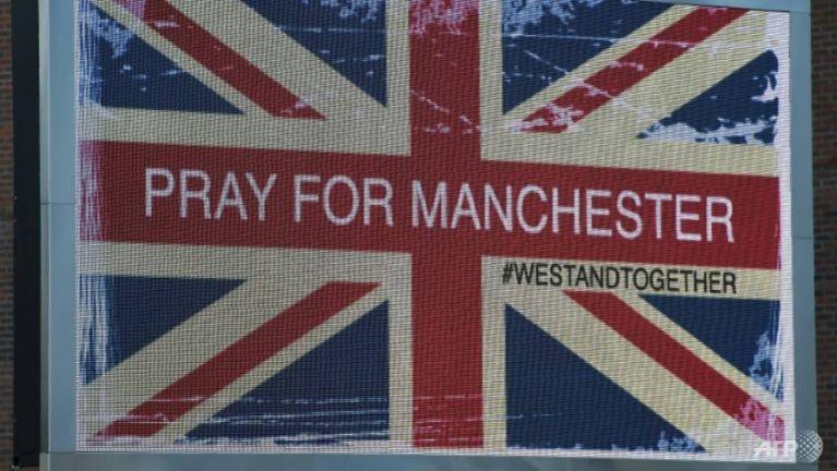 Manchester ah Suicide Bomb asukhampa British Police te'n pulak khiata