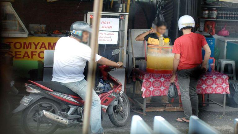 Malaysia gammi te antan hun kipanta, ni masani in an nesim mi 3 kiman