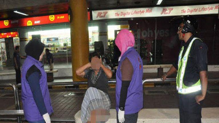 Malaysia, Penang ah khutdawhngen numei khat mihau ahihlam kitheikhia