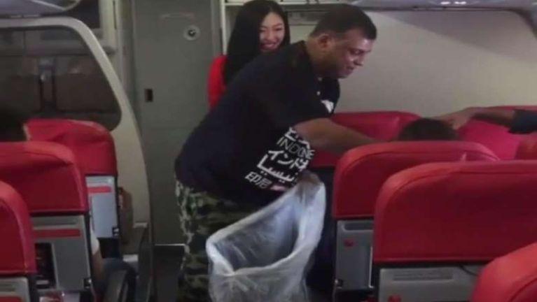 AirAsia Company aneipa ngiatin vanleng sungah nasem te huhin ninkhawm buambuam