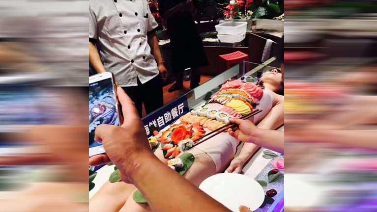 Apumpi tungah Sushi azuak numeikhat kisawksak ahih manin hehgawp