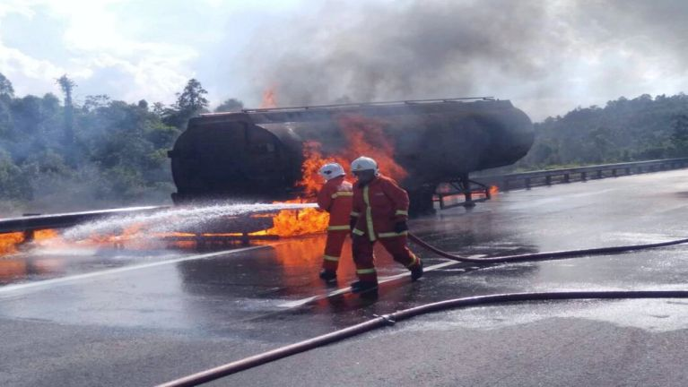 Malaysia, Kuala Terengganu ah Diesel adimtak in apua mawtaw khat meikuang