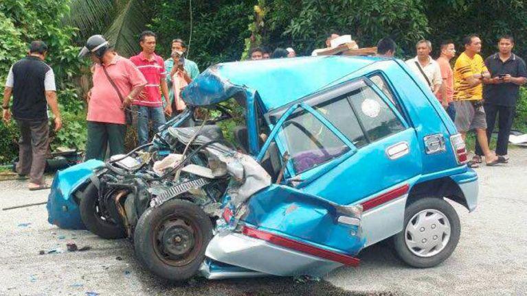 Lorry leh Perodua mawtawneu khat ki maiphutkha, mi 1 si
