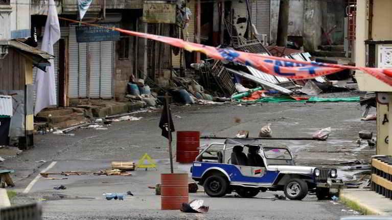 Philippines kumpi langdo te nungkin in sumlom honkhat nusia in tai