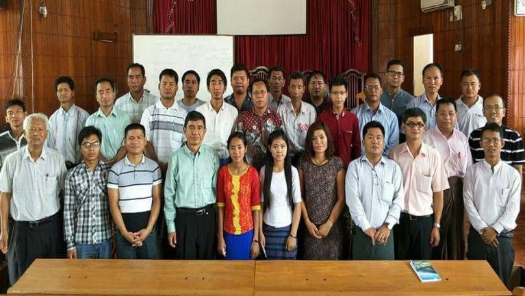 Kiim leh Paam tawh kisai Thusin na kinei (Environment Seminar Kinei)