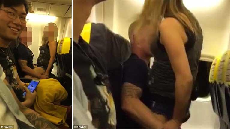 Ryanair vanlengsung tutna tungah mipi muhin numei leh pasal omkhawm