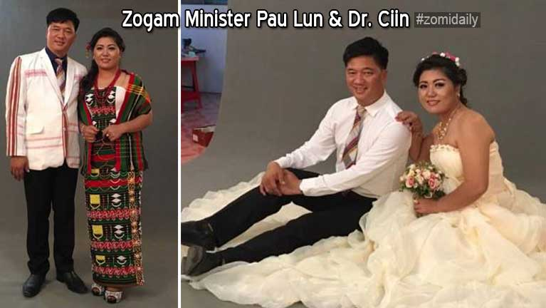 MP Pau Lun in bangsem? ~ Sia Do Khup