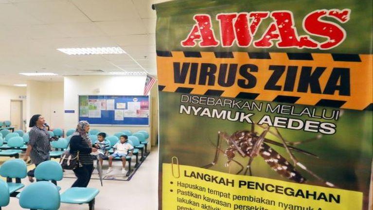 Malaysia gamsung ah Zika Virus alut khakding ki patau mahmah