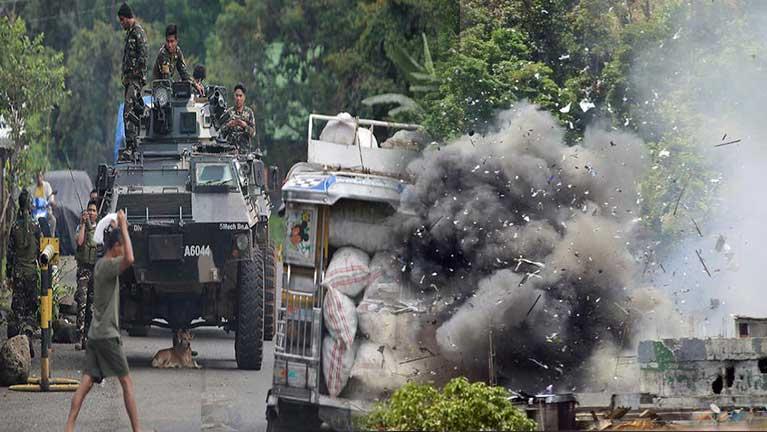 Philippines ah IS migilo te'n sanginn khat buluh in sangnaupang honkhat Hostage in man