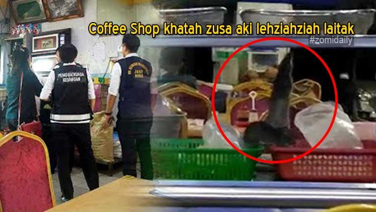Coffee Shop khat ii nektheih zuakte zusa nihin asikgawp laitak Video kizaihkha