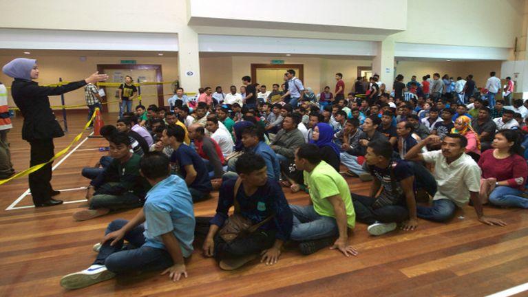 Malaysia, Selangor State sungpan gamdangmi 41,673 bekin E-card bawl