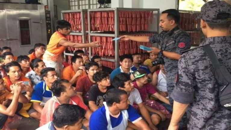 Malaysia, Perak State sungah Operasi kibawl in gamdangmi 35 kiman