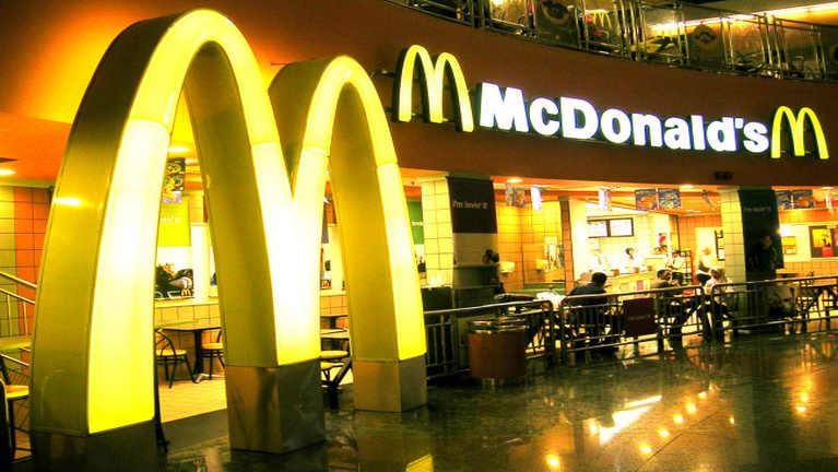 South Korea ah McDonald's kizuak te bawngsa minlo ci'n ki Complaint