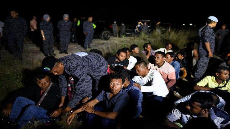 Malaysia gamsung ah Operasi panin akiman mi 3506 phakhin