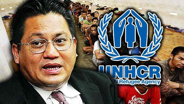 Malaysia Refugee lakah IS migilo te akihelding patau ahih manin, kumpi te'n Database ngen