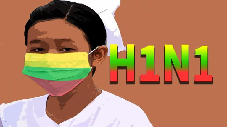 H1N1 natgual tawh Kawlgam ah asi kibehlap in mi 25 phatota