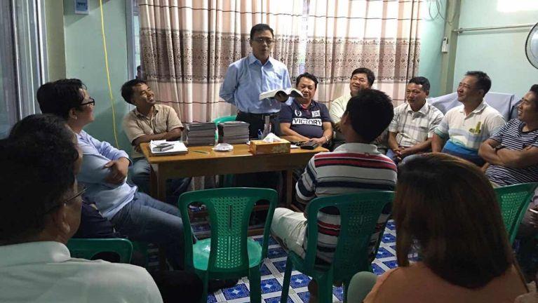 ZYA Myanmar CEC Meeting Nuamtak kizo