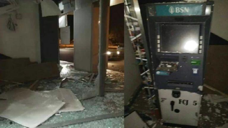 Guta te'n Malaysia ATM khatpan sum guksawm in puakkhamsak