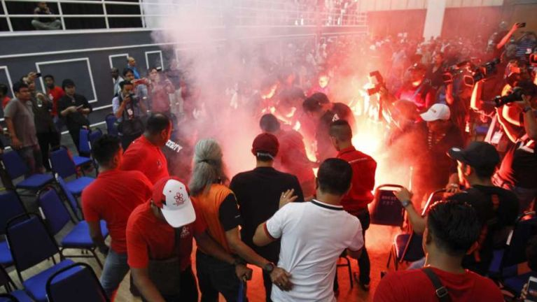 Malaysia gamsung thukikupna khatah buaina lianpi piang