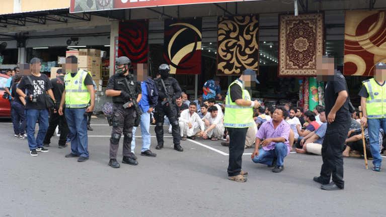 Malaysia, Nilai ah Operasi nasiatak kibawl in gamdangmi 350 kimankhia